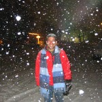 Me in the south Texas snowfall