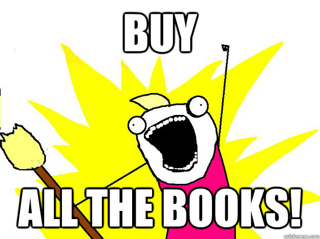 how to know what books to buy