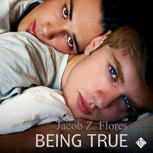 Being True Audiobook Cover